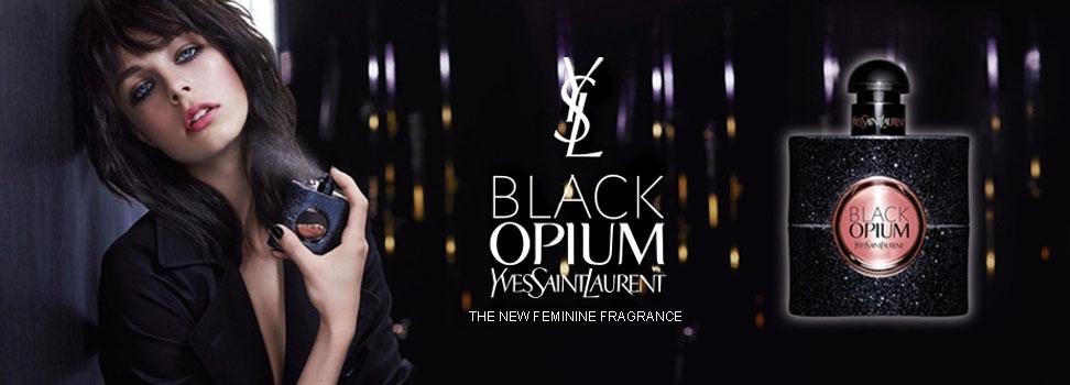 Yves Saint Laurent Black Opium - By Lynn
