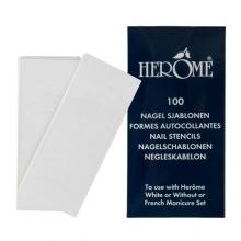 Herome Nagel Sjablonen Nagelpflege 100
