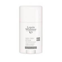 Louis Widmer Deo Dry Stick Antiperspirant met parfum Deodorant Stick 50 ml