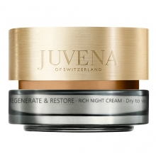 Juvena Rich Night Cream Dry to very dry skin Gezichtscrème 50 ml