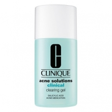 Clinique Anti-Blemish Solutions Acne Solutions Clinical Reinigingsgel 15 ml