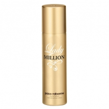 Paco Rabanne Lady Million Deodorant Spray 150 ml