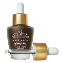 Collistar Self-Tanning Magic Drops Zelfbruiner 30 ml