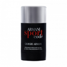 Armani Code Sport Homme Deodorant Stick 75 gr