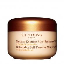 Clarins Mousse Exquise Auto-Bronzante Zelfbruiner 125 ml