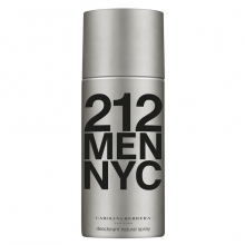 Carolina Herrera 212 Men Deodorant Spray 150 ml