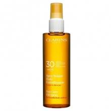 Clarins Spray Soleil Huile Embellissante Zonneolie 150 ml