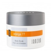 Janzen Orange 77 Body Scrub Bodyscrub 200 ml
