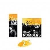 Inspired By Numbers Navulling Number 2 2016 Eau de Parfum Navulling 15 ml