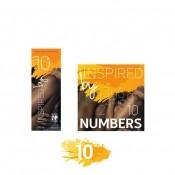 Inspired By Numbers Navulling Number 10 2016 Eau de Parfum Navulling 15 ml