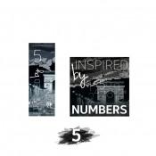 Inspired By Numbers Navulling Number 5 2016 Eau de Parfum Navulling 15 ml