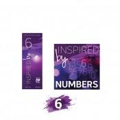 Inspired By Numbers Navulling Number 6 2016 Eau de Parfum Navulling 15 ml