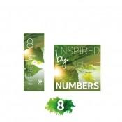 Inspired By Numbers Navulling Number 8 2016 Eau de Parfum Navulling 15 ml
