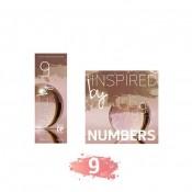 Inspired By Numbers Navulling Number 9 2016 Eau de Parfum Navulling 15 ml
