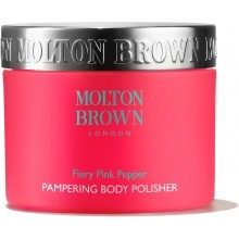 Molton Brown Fiery Pink Pepper Pampering Body Polisher Bodyscrub 275 gr