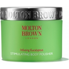 Molton Brown Infusing Eucalyptus Stimulating Body Polisher Bodyscrub 275 gr