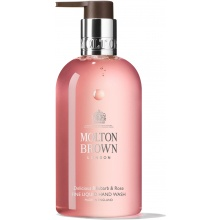 Molton Brown Delicious Rhubarb & Rose Handzeep 300 ml