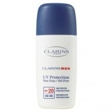 Clarins Men UV Protection Oil-Free Zonnecrème 30 ml