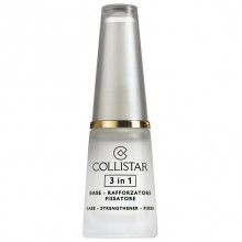 Collistar 3 in 1 Base - Strengthener - Fixer Nagelverzorging 10 ml