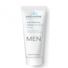 Mud & More Men Hair Removal Cream Erogene Zones 100 ml