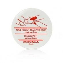Mavala Nail Remove Pads Nagellak Remover 1 ml