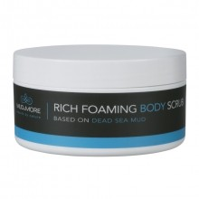 Mud & More Rich Foaming Body Scrub Men Bodyscrub 500 ml