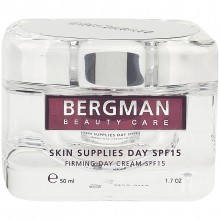 Bergman Skin Care Skin Supplies Day SPF 15 Dagcrème 50 ml