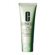 Clinique 7-Day Scrub Rinse-off Cream Reinigingscrème 100 ml