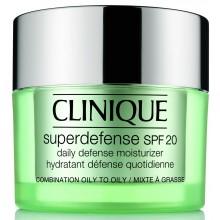 Clinique Superdefense Daily Defense Moisturizer SPF 20 Type 3 + 4 Dagcrème 50 ml