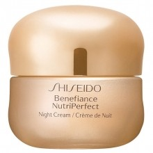 Shiseido Benefiance NutriPerfect Night Cream Nachtcrème 50 ml