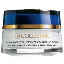 Collistar Biorevitalizing Eye Contour Cream Oogcrème 15 ml