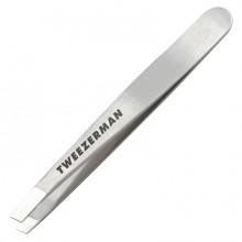 Tweezerman Mini Slant RVS Pincet 1 st