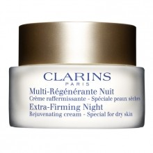 Clarins Multi-Régénérante Nuit - Spéciale Peaux Sèches Nachtcrème 50 ml