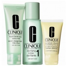 Clinique 3-Step Introduction Kit Type 1 Set 3 st