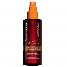 Lancaster Tan Maximizer Sublimating Oil Repairing After Sun Olie 150 ml