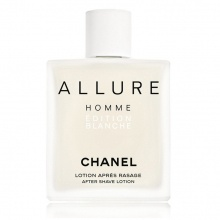Chanel Allure Homme Edition Blanche Aftershave Lotion 100 ml