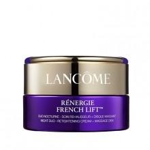 Lancôme Rénergie French Lift Night Duo - Retightening Cream + Massage Disk Gezichtscrème 50 ml
