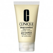 Clinique Deep Comfort Hand and Cuticle Cream Handcrème 75 ml