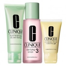 Clinique 3-Step Introduction Kit Type 3 Set 3 st