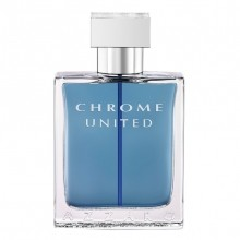 Azzaro Chrome United Eau de Toilette Spray 100 ml