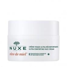 Nuxe Rêve de Miel Ultra Comforting Day Cream Gezichtscrème 50 ml