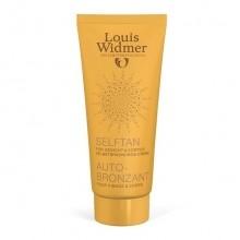 Louis Widmer Selftan Met parfum Zelfbruinende Crème 100 ml