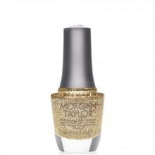 Morgan Taylor Neutrals Glitter & Gold Accessoires 15 st