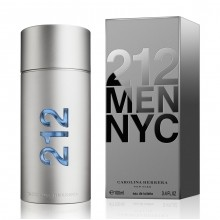 Carolina Herrera 212 Men Eau de Toilette Spray 100 ml
