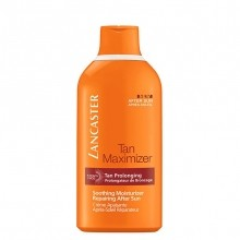 Lancaster Tan Maximizer Soothing Moisturizer Repairing After Sun Aftersun 400 ml