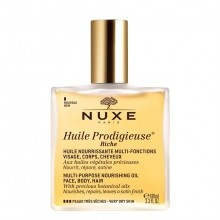 Nuxe Huile Prodigieuse Riche Body Oil 100 ml