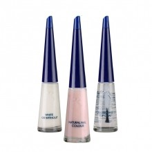 Herome French Manicure Pink Nagellak 3 st
