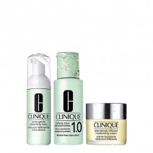 Clinique 3-Step Extra Gentle Kit Type 1 + 2 Set 3 st