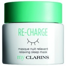 Clarins My Clarins Re-Charge Relaxing Sleep Mask Nachtcrème 50 set