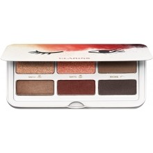 Clarins Ready In a Flash Eyes & Brows Palette Oogschaduwpalette 8 gr